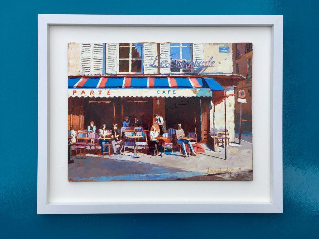 Paris St Germain Cafe