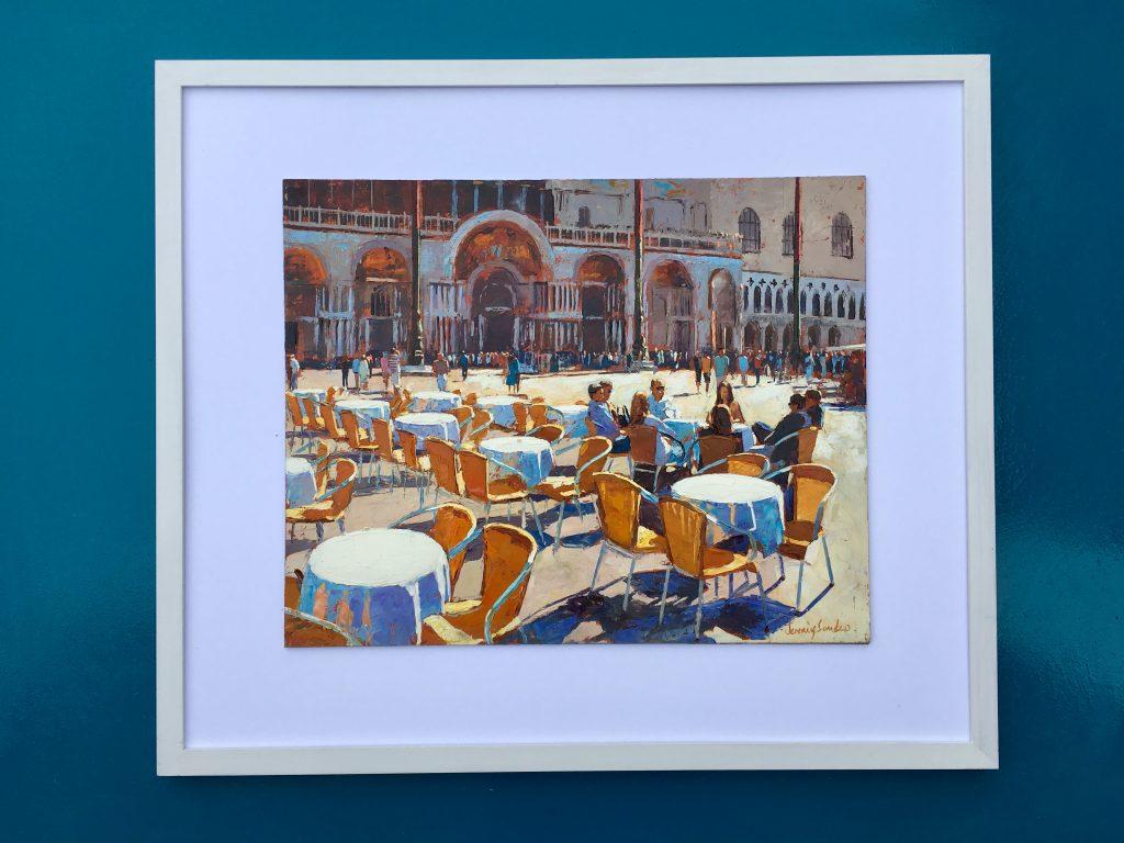 Yellow Chairs, Venice