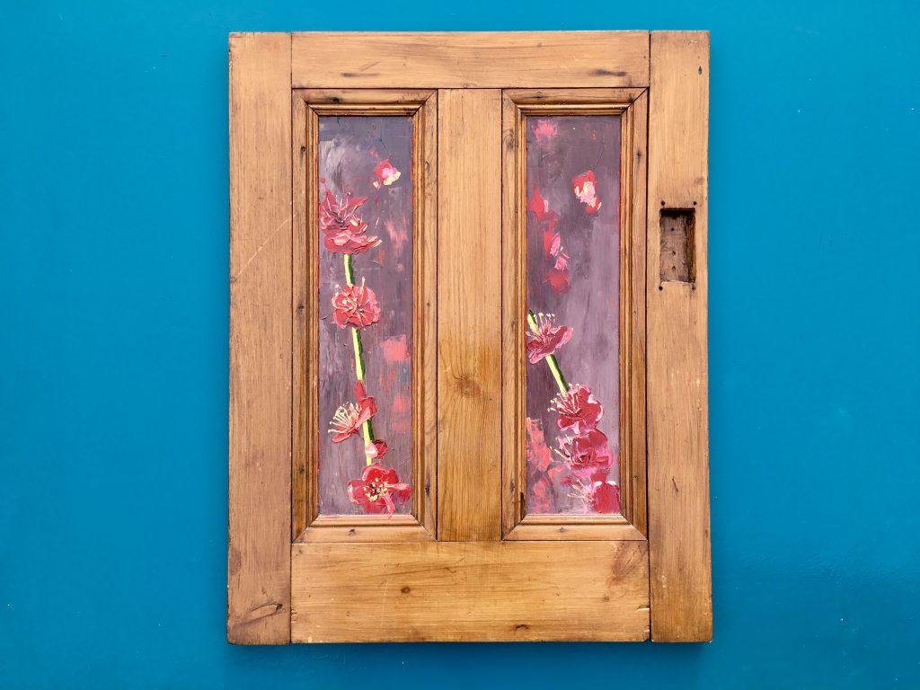 Blossom on Door