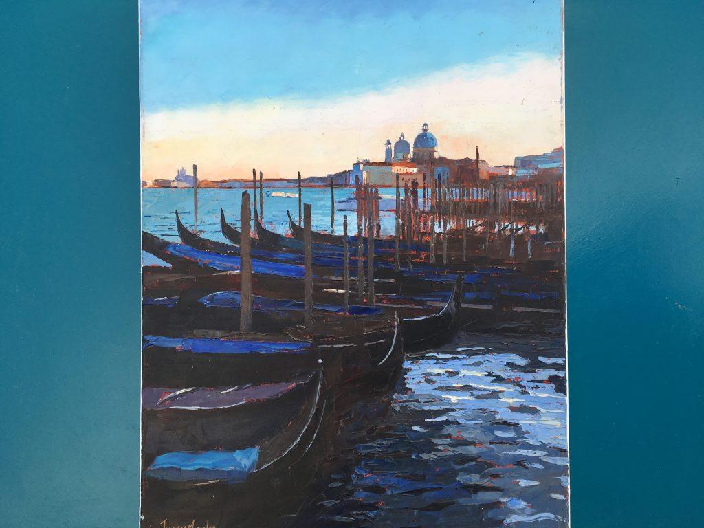 Venice Moorings