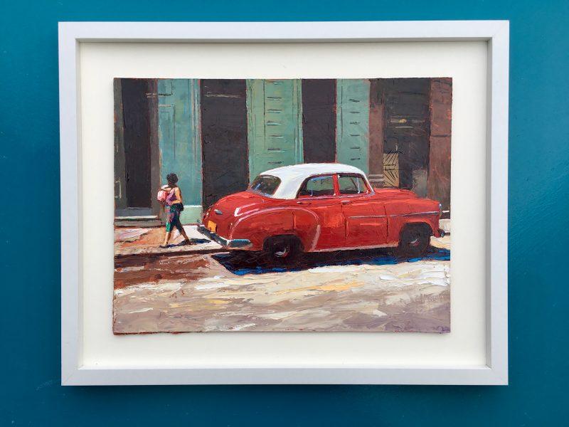 Between Shifts , Havana