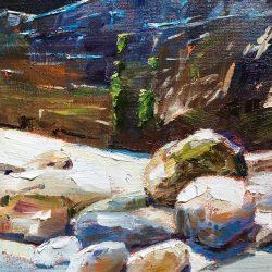 Lamorna Rocks