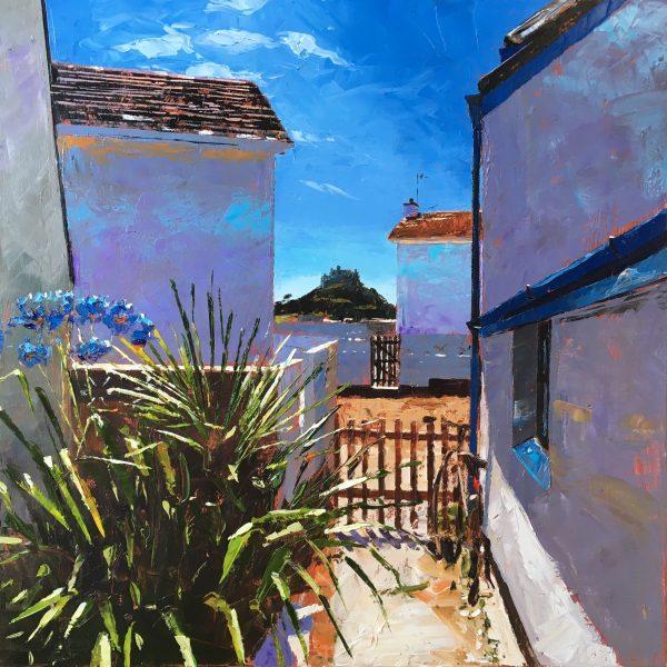 August Alleyway, Marazion
