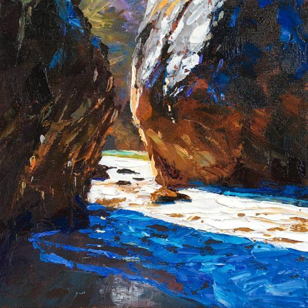 Lizard Gap , Kynance Cove