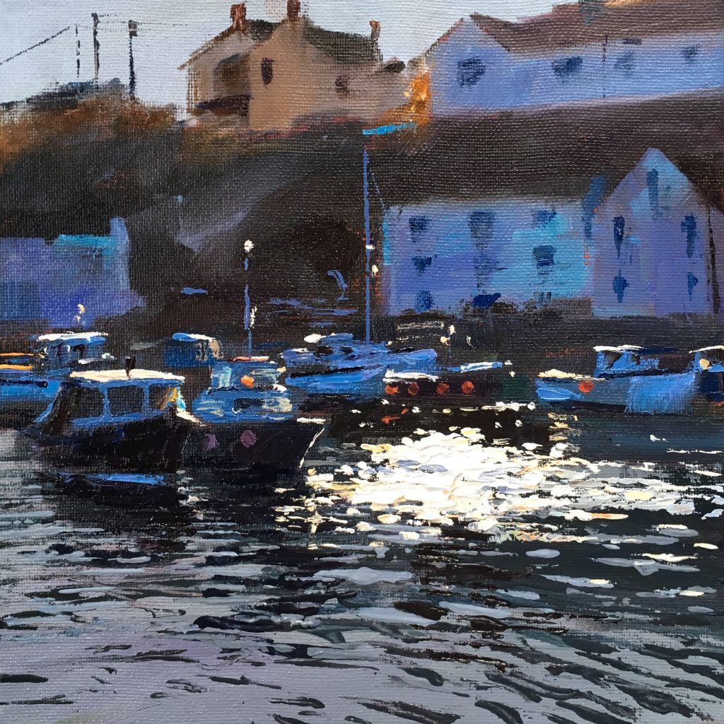 Into the Light , Porthleven