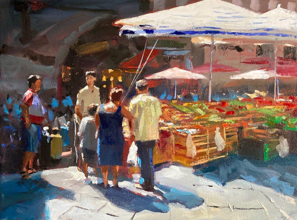 Catania Market Sicily