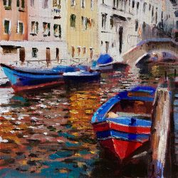 Venice Ripples