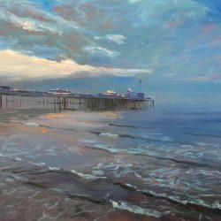 Misty Sunrise Brighton