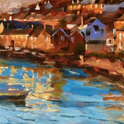 Bathed in Gold Mousehole