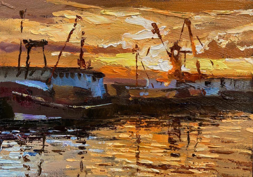 Newlyn Sunrise