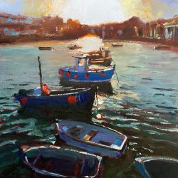St Ives April Evening