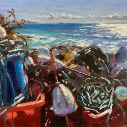 Flotsam and Jetsam Cape Cornwall