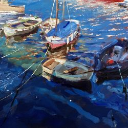 Harbour Shadows Falmouth