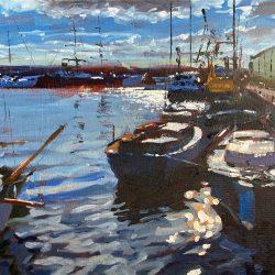 Boatyard Penzance